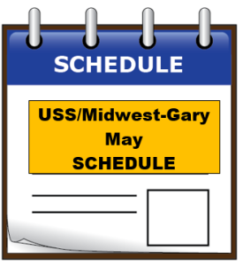 uss may schedule